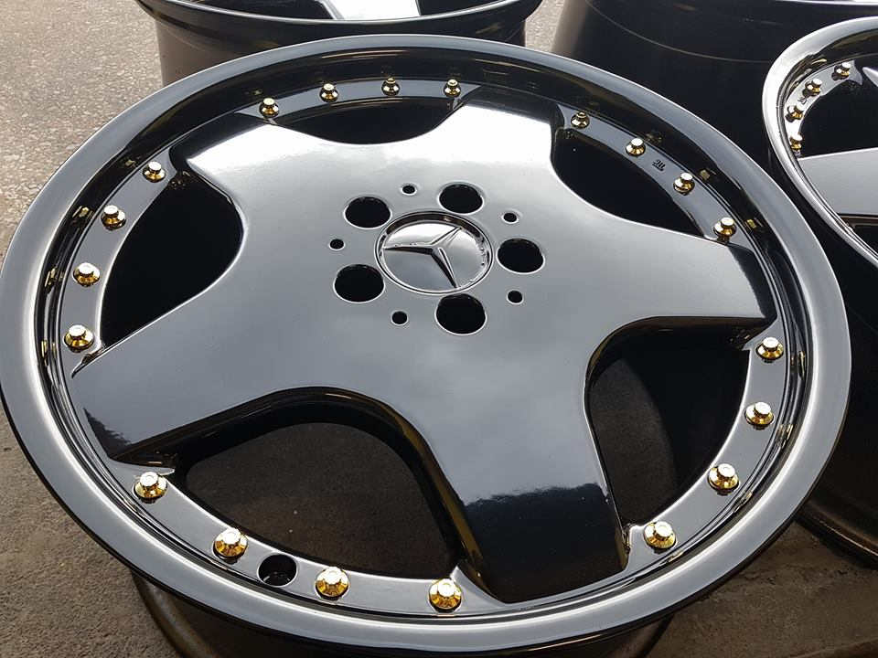 Quality Alloy Wheel Refurbishment  | Not the cheapest, but we are the best