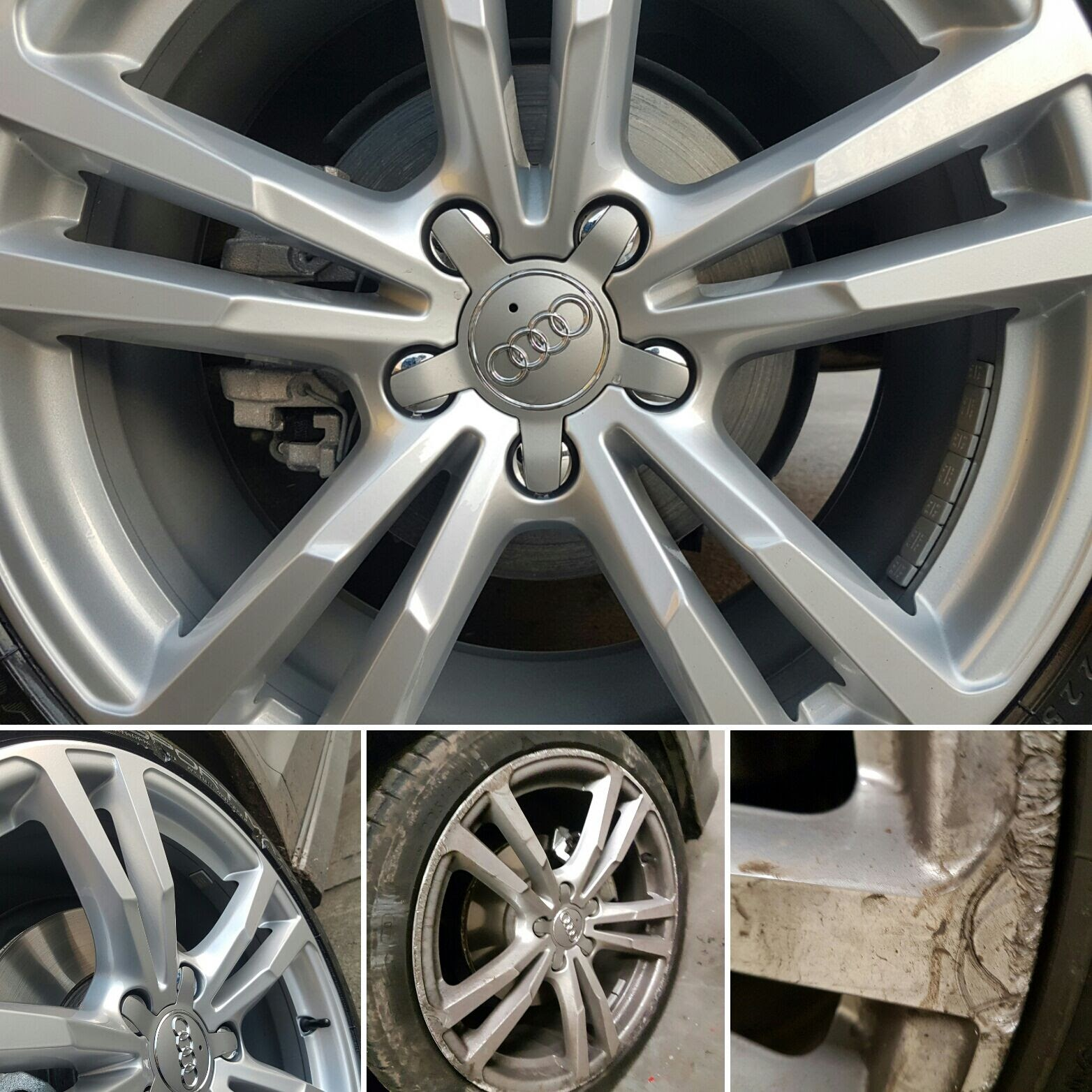 ALLOY WHEEL REFURB WOODFORD
