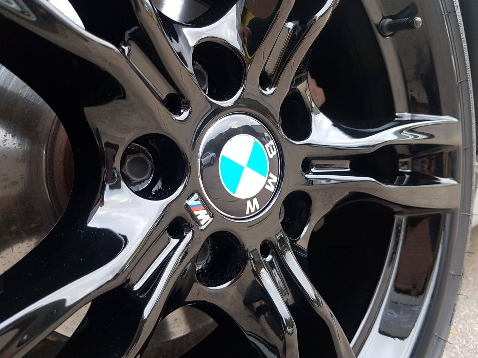 BMW Alloy Wheel Repair